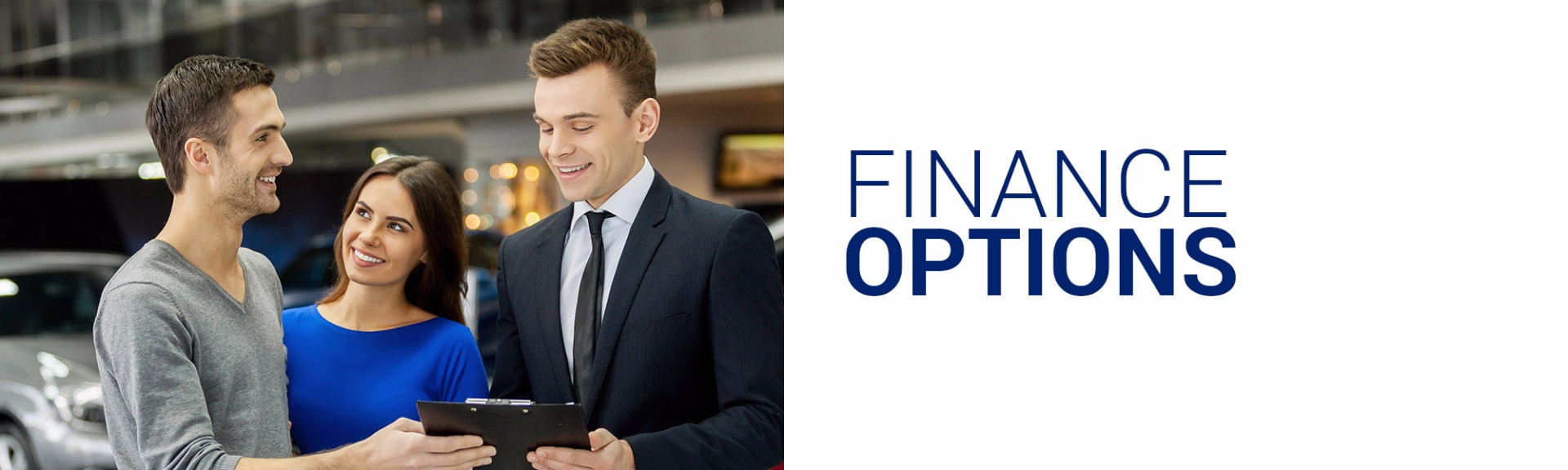Finance Options